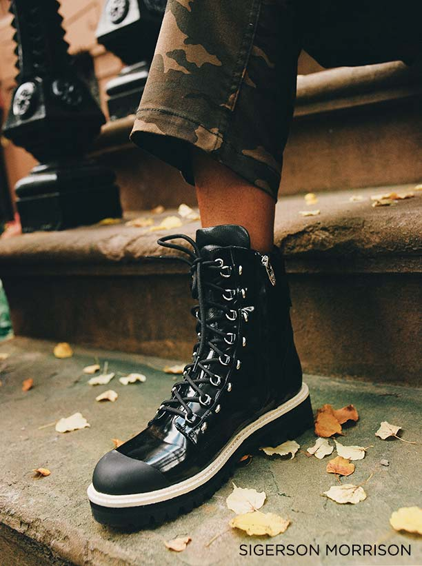 Shop Contemporary Boots