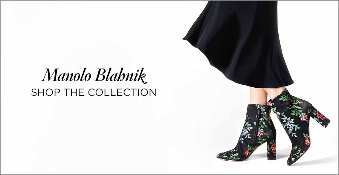 Manolo Blahnik Lookbook