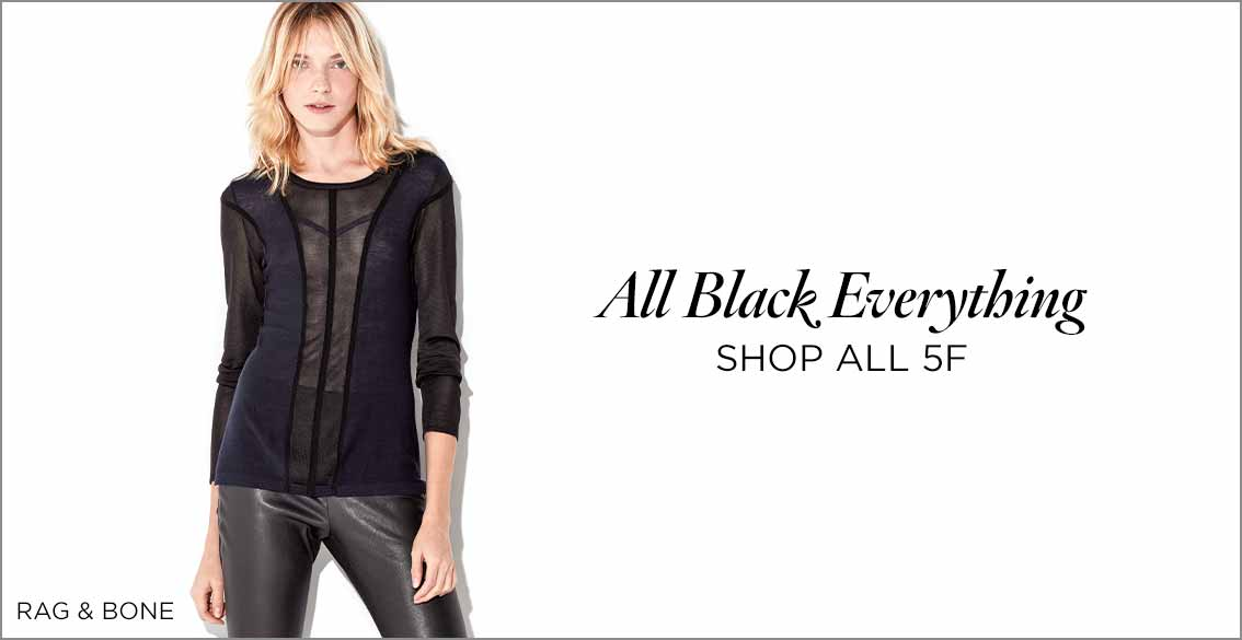 Shop All 5F: Rag & Bone