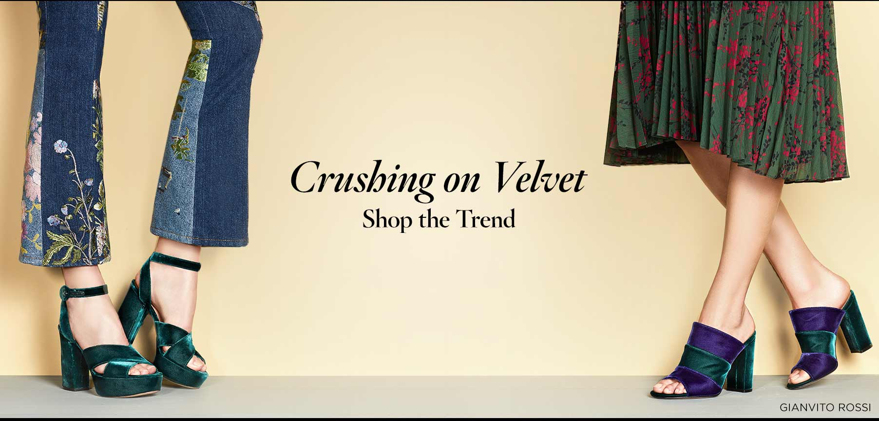 Trend: Crushing on Velvet