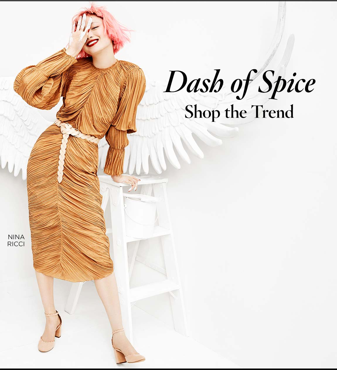 A dash of spice video