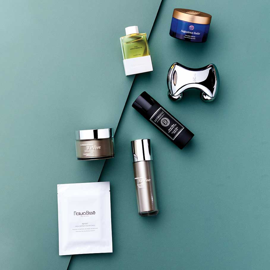 Skincare: The Body Edit