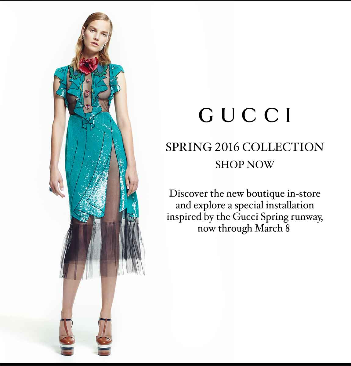 Gucci Ready-To-Wear
