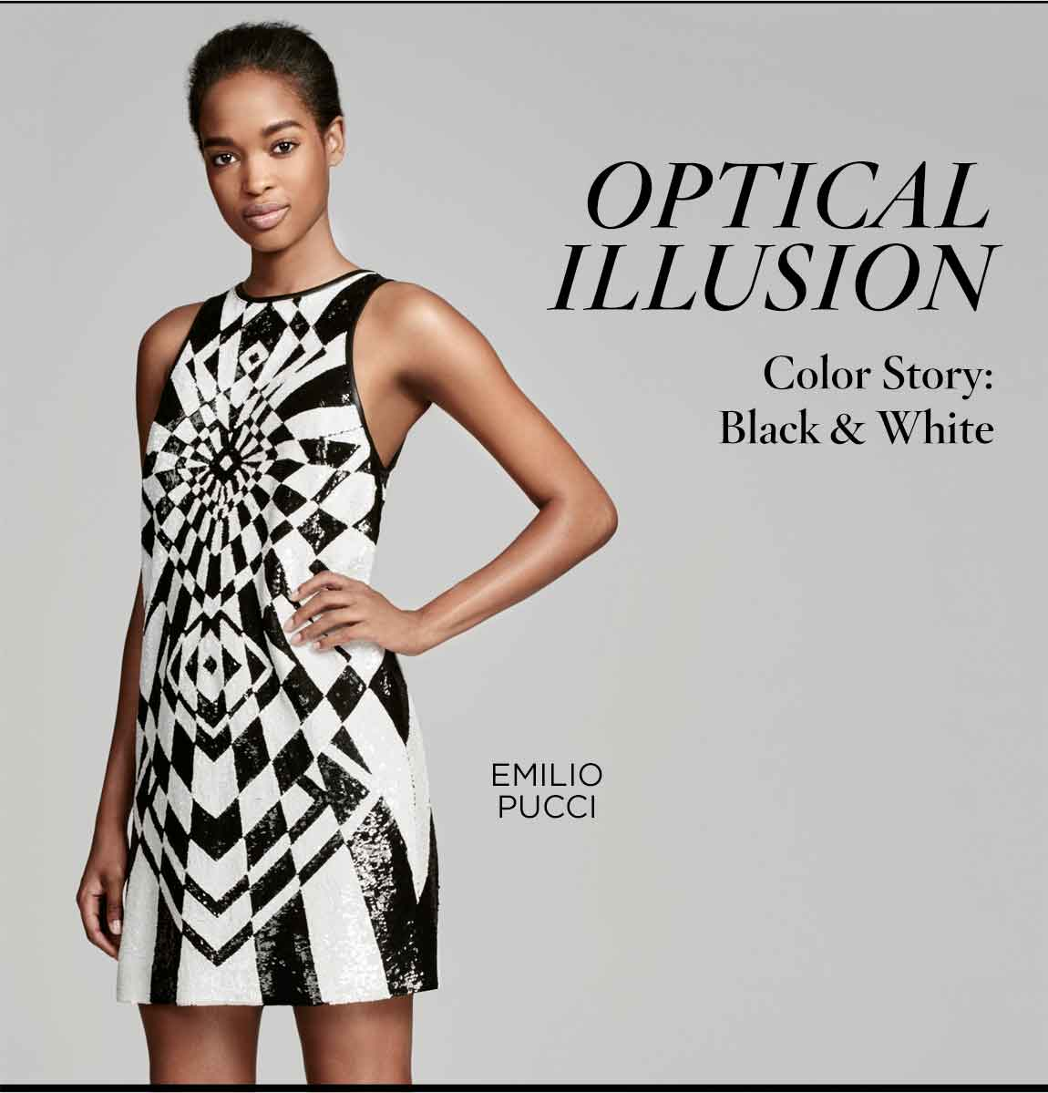 Color Story: Black & White