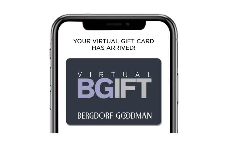Gift Cards Egift Cards Online At Bergdorf Goodman
