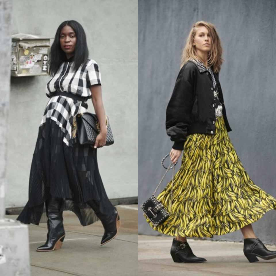 What to Wear to NYFW: Four Trends Two Ways