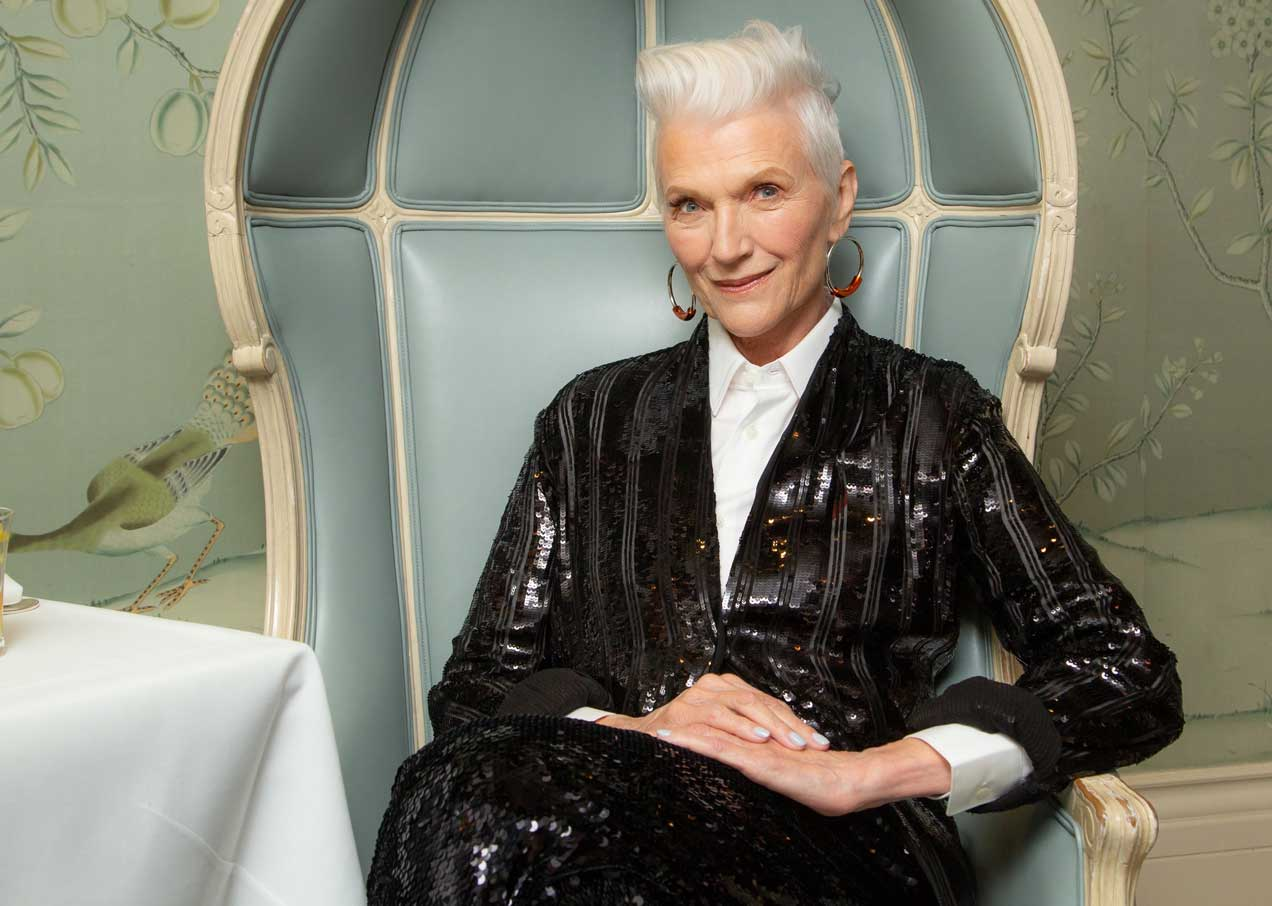 Bergdorf Good Mornings with Maye Musk & Brooke Wall