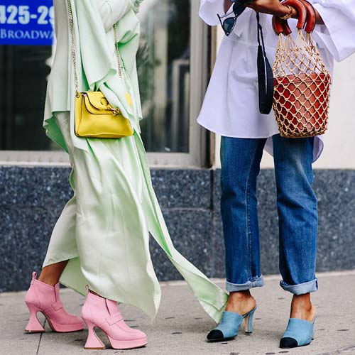 7 Shoes to Step You Into Spring