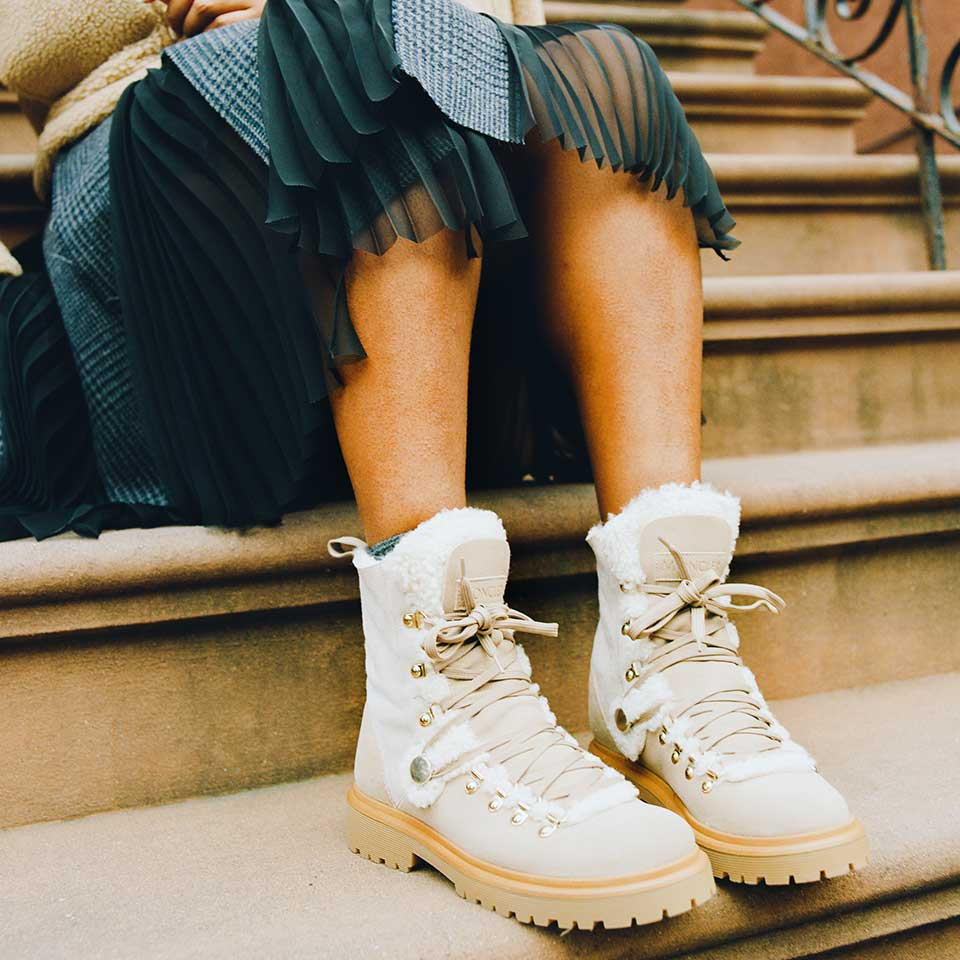 MuseumMammy's Kimberly Drew Test Drives 9 Stand-Out Winter Boots