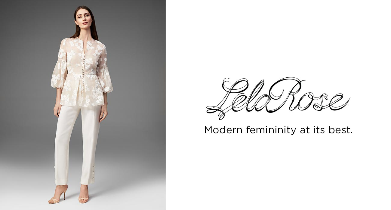 fc70d299165 Lela Rose Clothing at Bergdorf Goodman