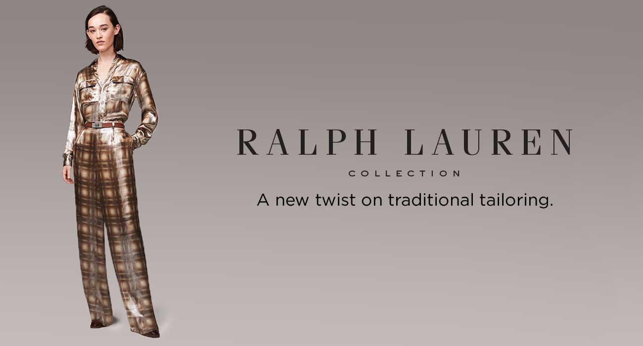 32dcde7a Ralph Lauren Collection at Bergdorf Goodman