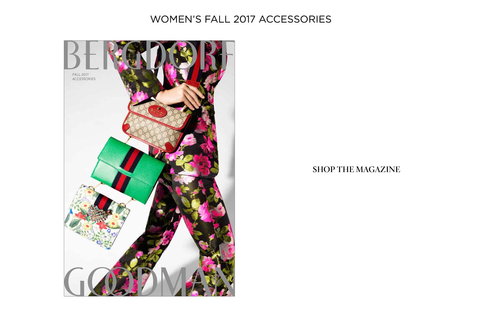 View the Accessories Magazine