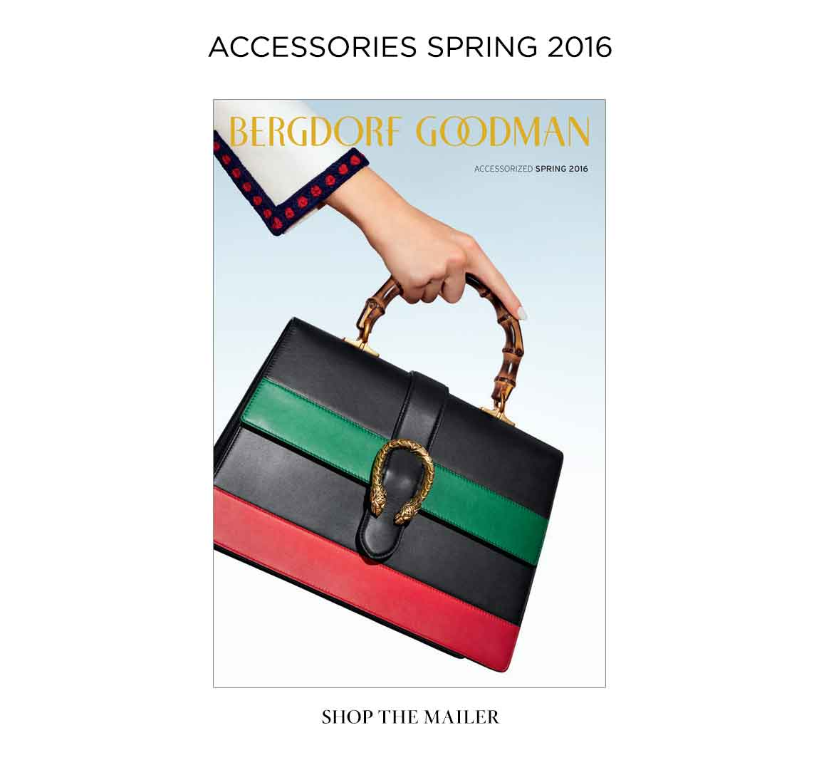 View the Accessories Mailer