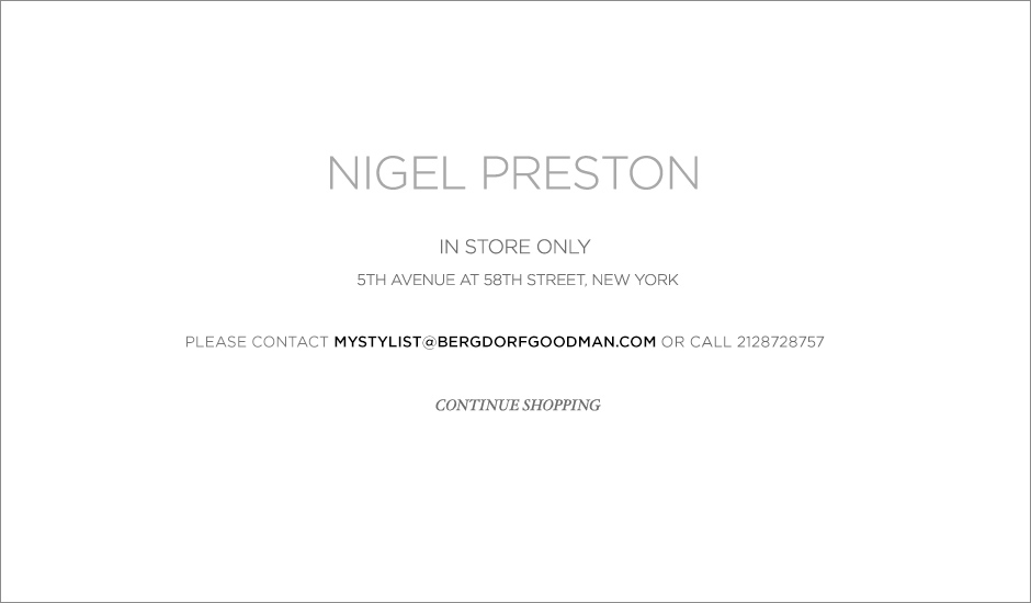 Nigel Preston