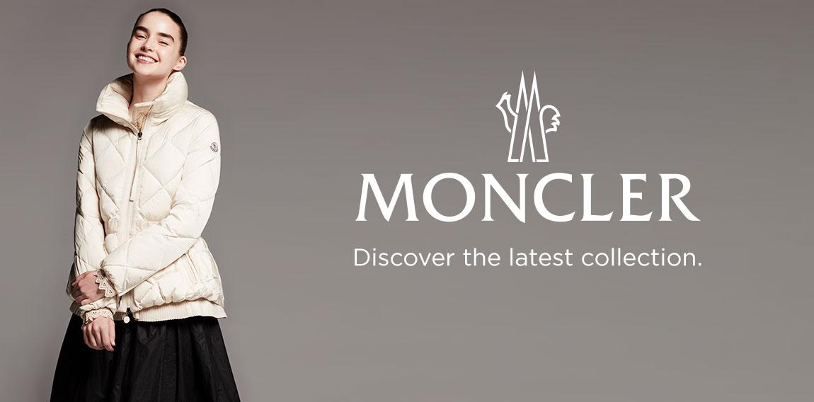 moncler womens wear