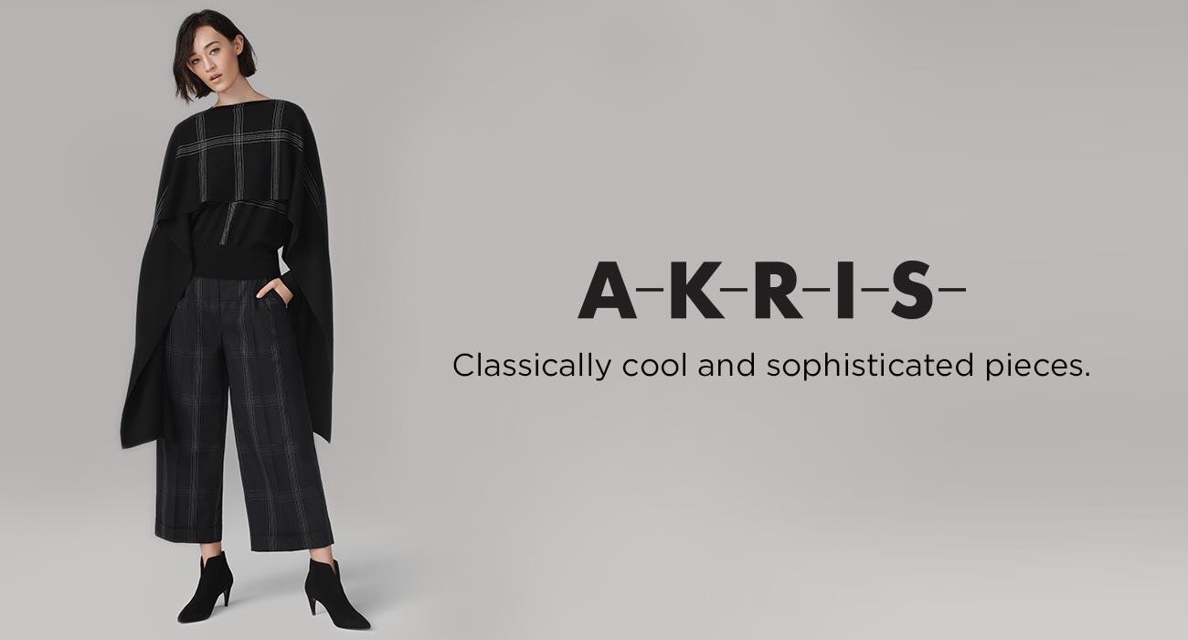 f841c2fb9 Akris Collection at Bergdorf Goodman