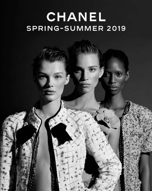 Shop Chanel Spring Summer 2019 Ready to Wear