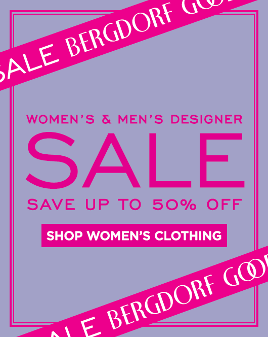 Women's and Men's Designer Sale - Women's Clothing