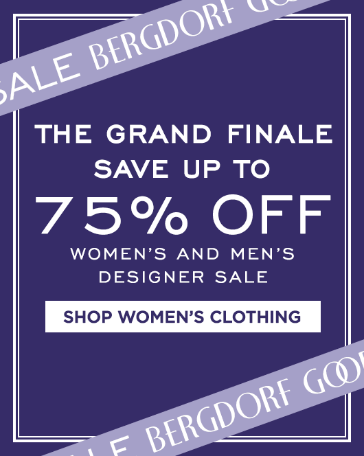 Grand Finale Sale - Women's Clothing