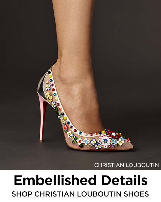 75df281f73de Christian Louboutin Shoes at Bergdorf Goodman