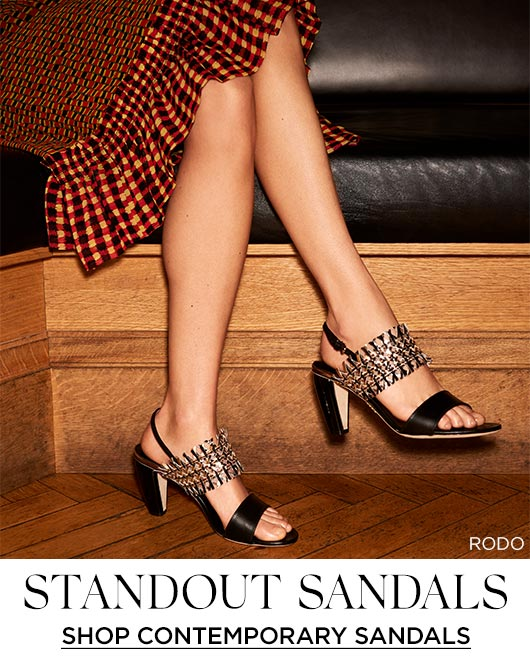 Shop Contemporary Sandals