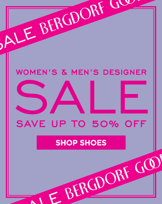 Women's and Men's Designer Sale - Shoes