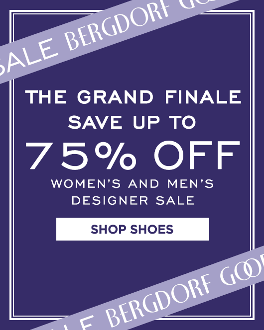 Grand Finale Sale - Shoes
