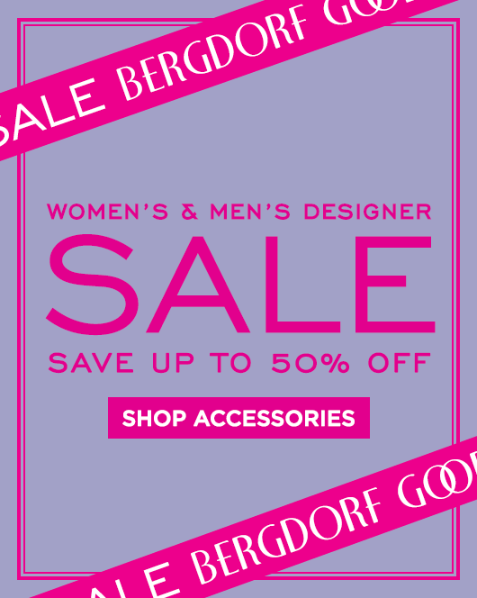 Women's and Men's Designer Sale - Accessories & Jewelry