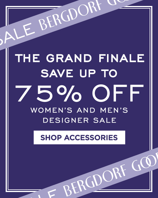 Grand Finale Sale - Accessories & Jewelry