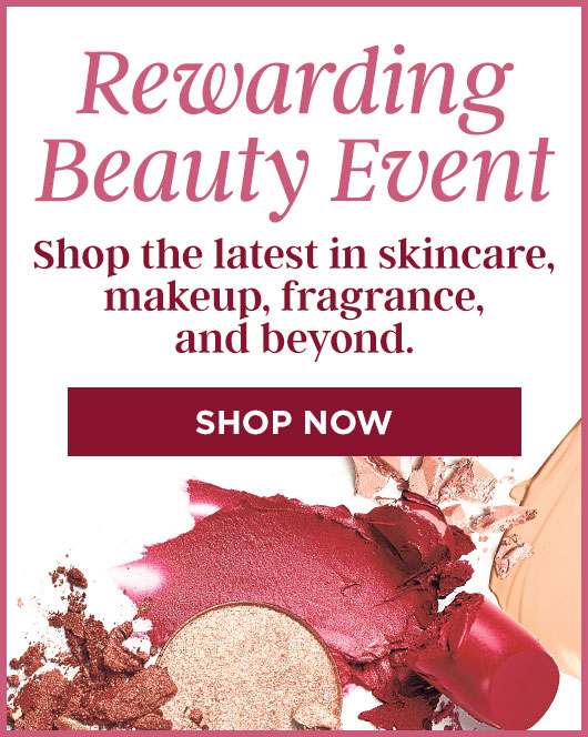 Rewarding Beauty Event