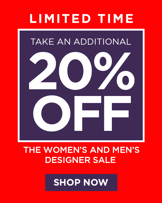 Extra 20% Off Grand Finale Sale
