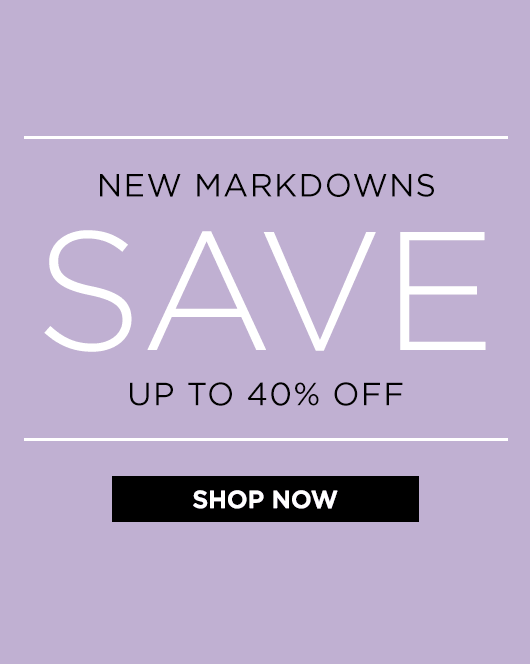 Shop Sale New Markdowns