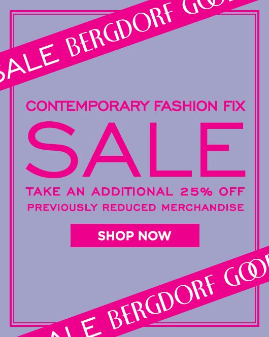 b529eeb183e Designer Clothing   Accessories Sale at Bergdorf Goodman