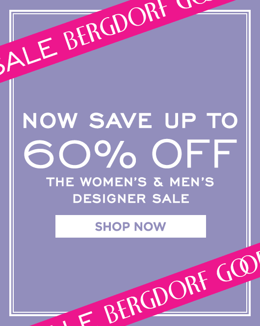 Women's and Men's Designer Sale