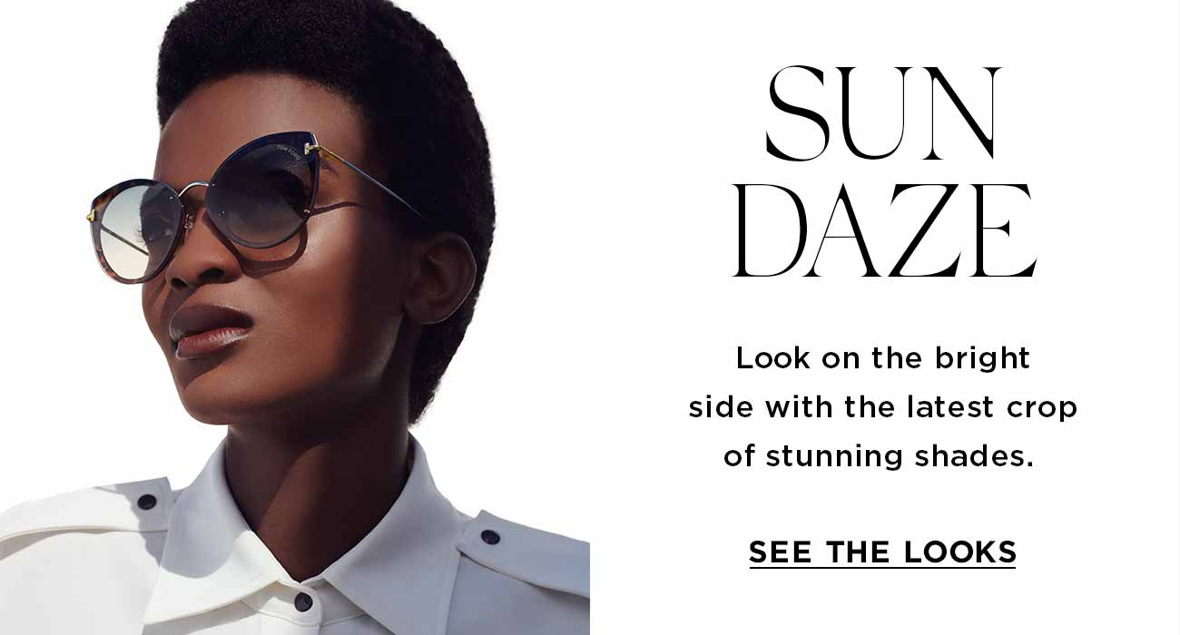 6ee7a55e5ad4 Designer Sunglasses : Aviator & Cat-Eye Sunglasses at Bergdorf Goodman