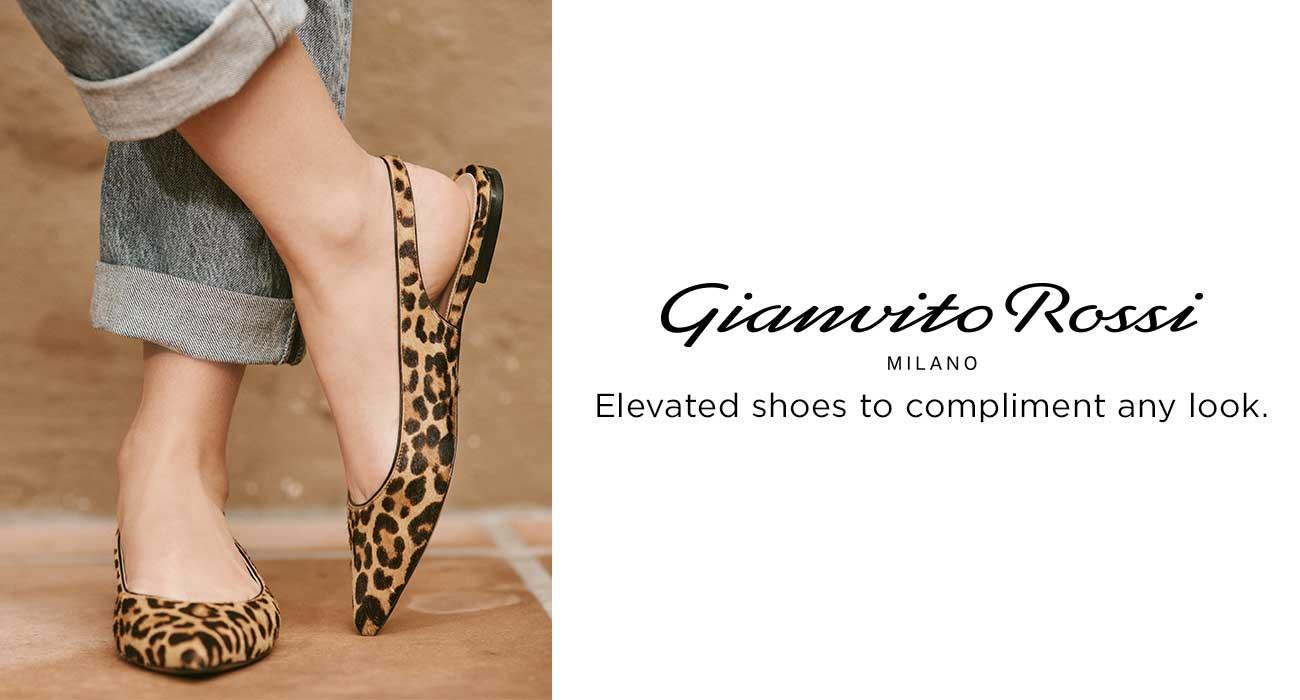 3c81f000e6ad Gianvito Rossi Shoes at Bergdorf Goodman