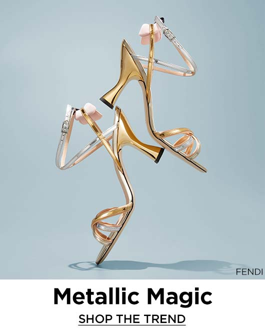 Metallic Magic Shoes