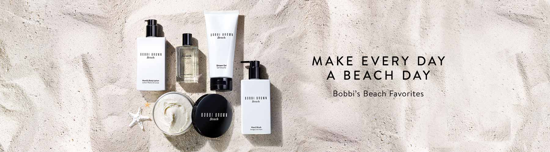 Bobbi Brown: Fragrance & Body
