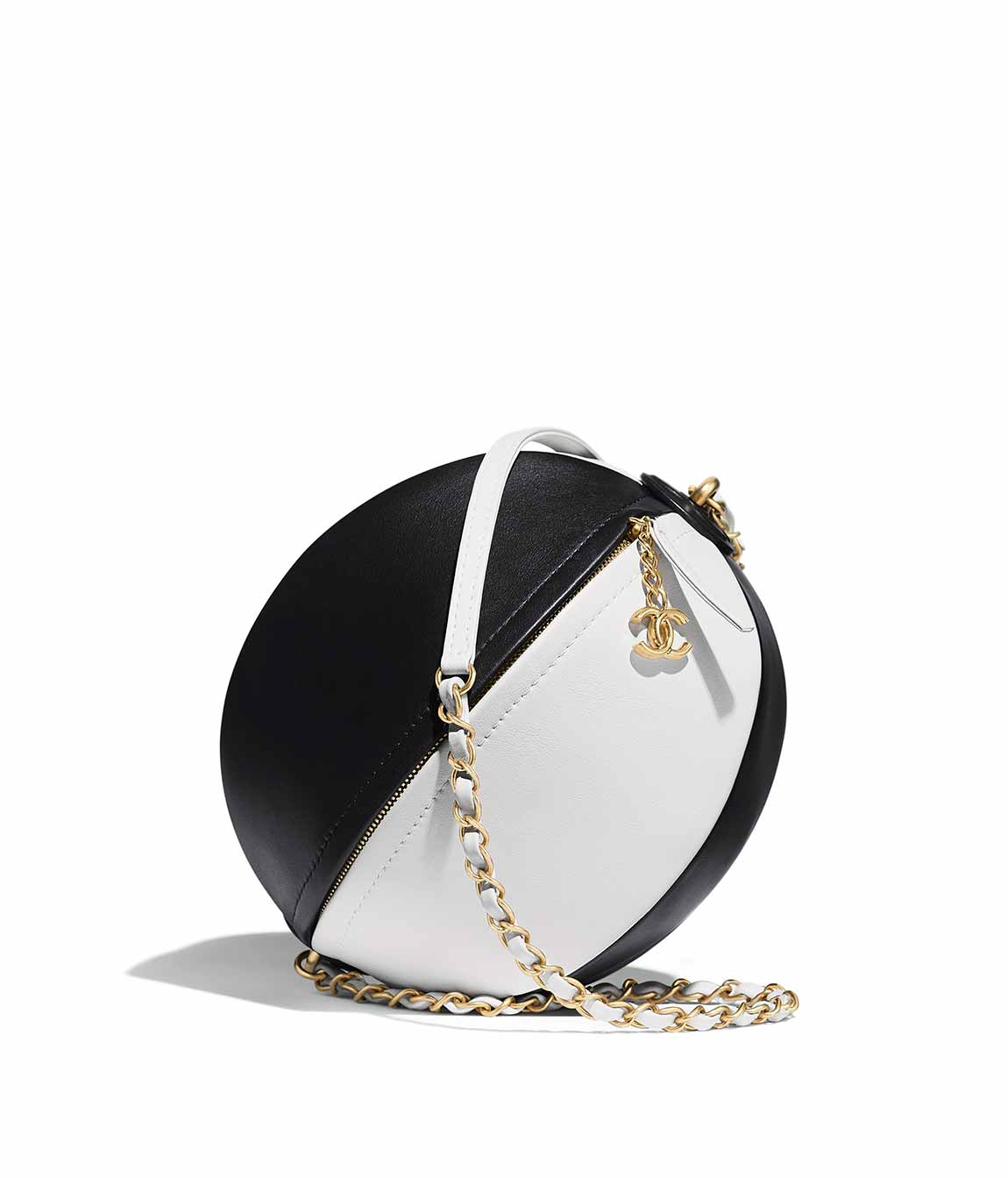 BEACH BALL HANDBAG