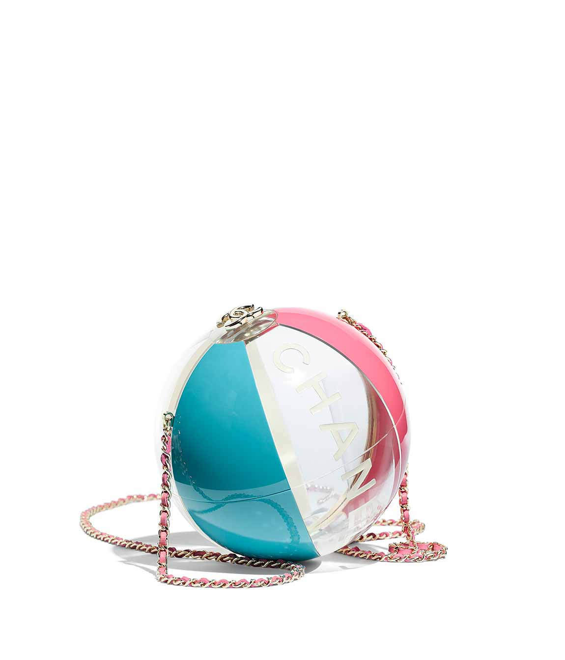 BEACH BALL MINAUDIERE