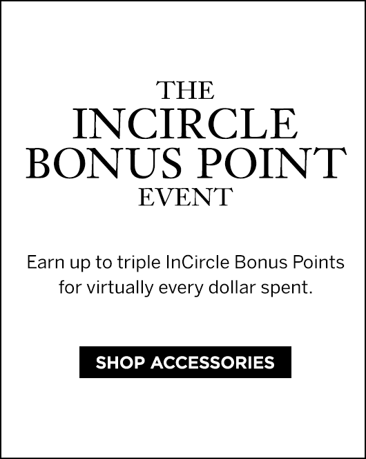 InCircle Bonus Point Event