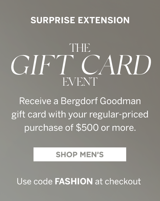 The Gift Card Event - Shop All Men