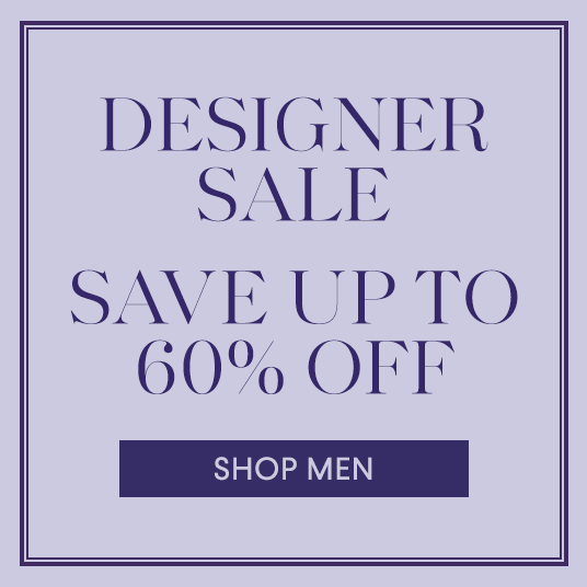 Designer Sale - Men