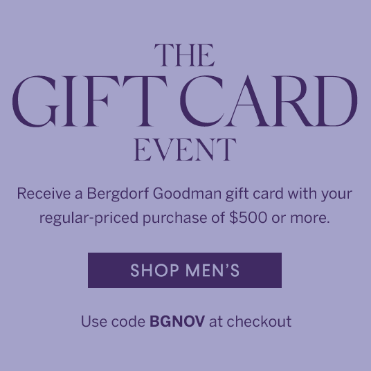 The Gift Card Event - Shop Men