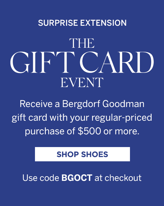 The Gift Card Event - Shop Shoes
