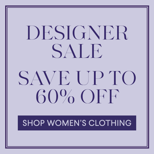 Designer Sale - Women's Clothing