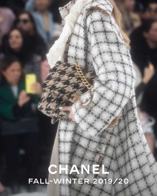 Chanel Fall Winter 2018/19 Accessories
