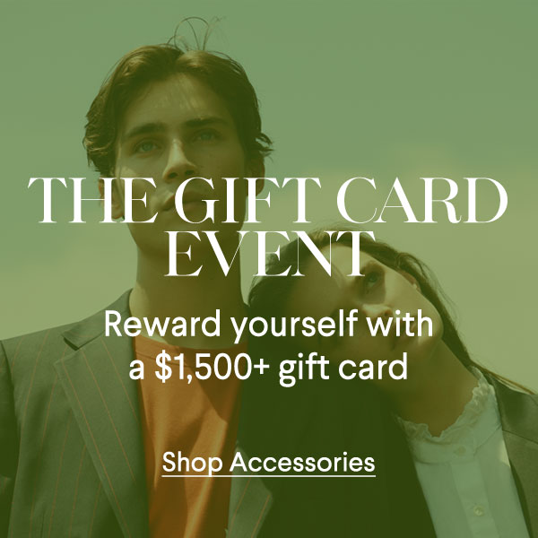 Gift Card Event - Accessories
