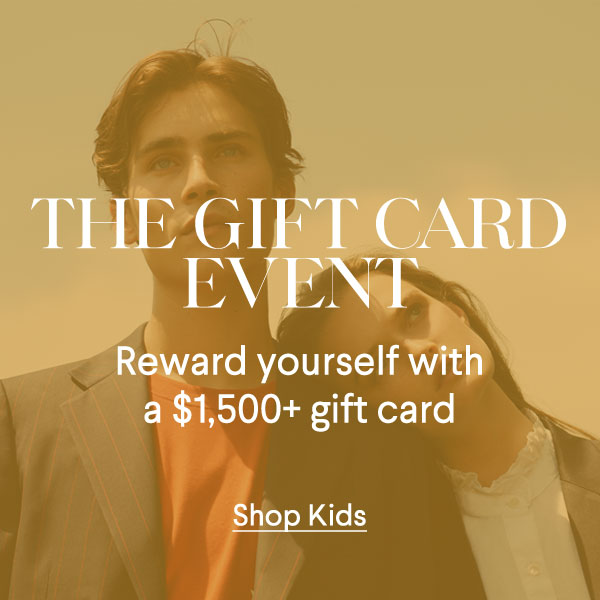 Gift Card Event - Kids