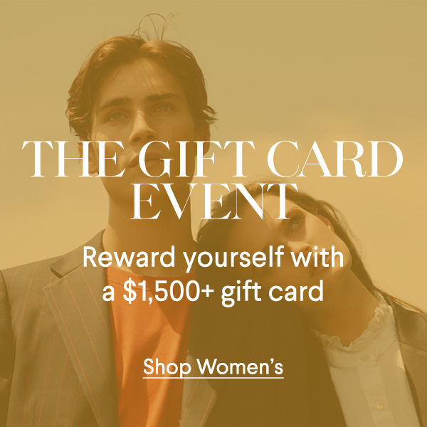 Gift Card Event - Women's Clothing